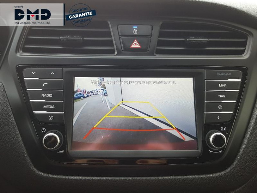 Hyundai I20 1.0 T-gdi 100 Edition #navi - Visuel #14