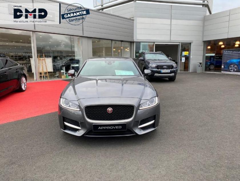 Jaguar Xf V6 3.0 D 300ch R-sport Bva - Visuel #4