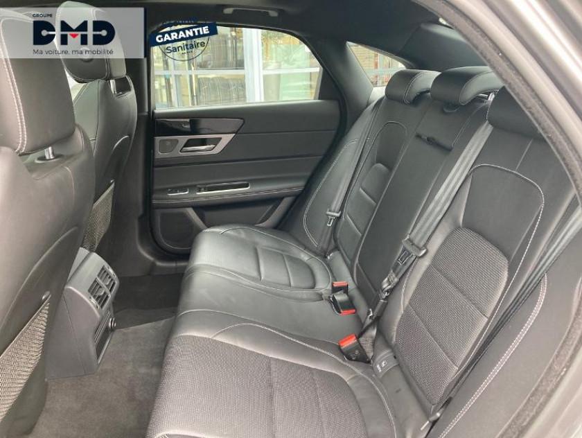 Jaguar Xf V6 3.0 D 300ch R-sport Bva - Visuel #10