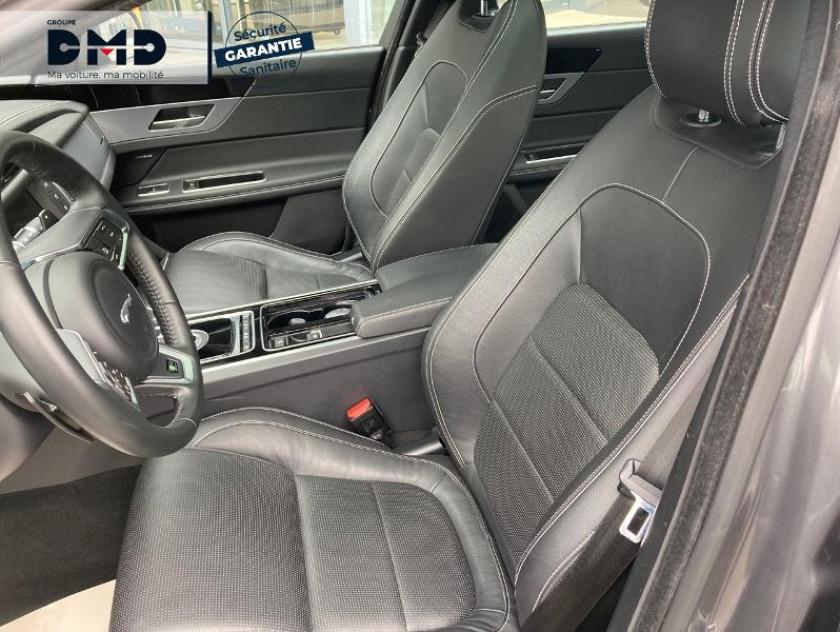 Jaguar Xf V6 3.0 D 300ch R-sport Bva - Visuel #9