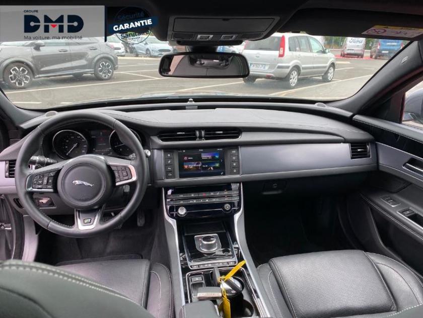 Jaguar Xf V6 3.0 D 300ch R-sport Bva - Visuel #5