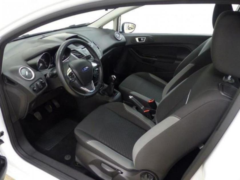 Ford Fiesta 1.25 60ch Edition 3p - Visuel #5
