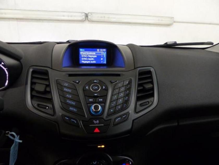 Ford Fiesta 1.25 60ch Edition 3p - Visuel #11