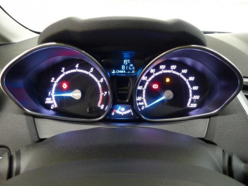 Ford Fiesta 1.25 60ch Edition 3p - Visuel #10