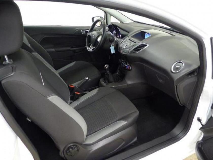 Ford Fiesta 1.25 60ch Edition 3p - Visuel #7