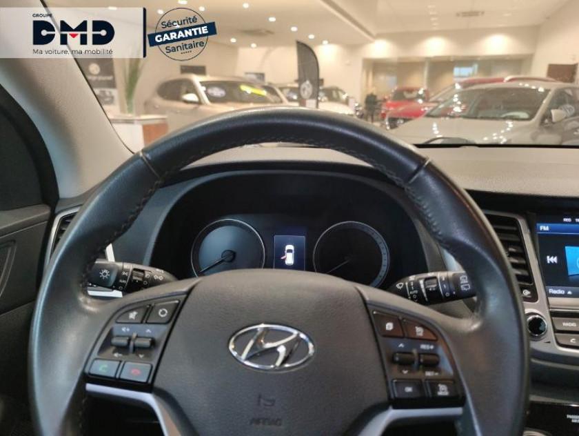 Hyundai Tucson 1.7 Crdi 115ch Edition Lounge 2wd - Visuel #7