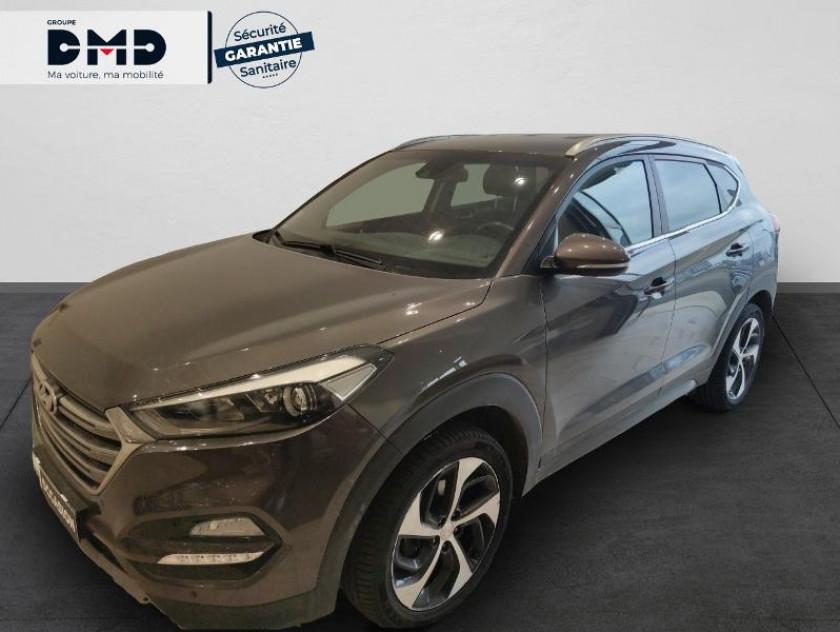 Hyundai Tucson 1.7 Crdi 115ch Edition Lounge 2wd - Visuel #1