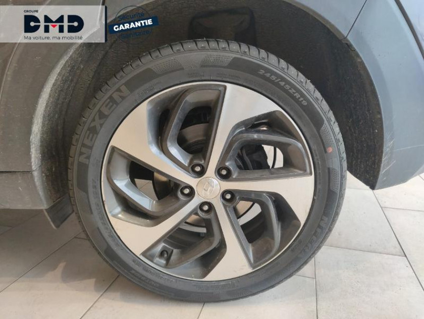 Hyundai Tucson 1.7 Crdi 115ch Edition Lounge 2wd - Visuel #13