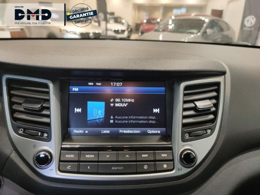 Hyundai Tucson 1.7 Crdi 115ch Edition Lounge 2wd - Visuel #6