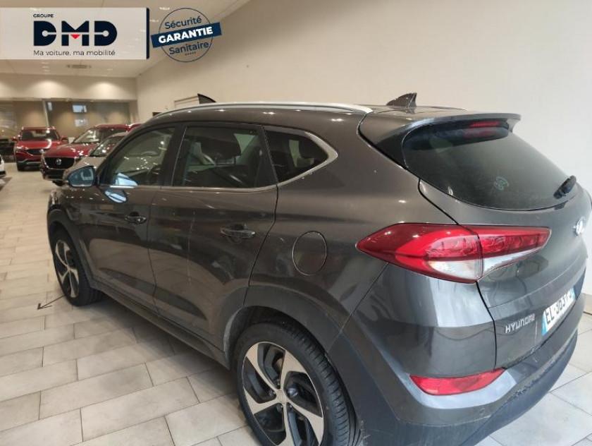 Hyundai Tucson 1.7 Crdi 115ch Edition Lounge 2wd - Visuel #3