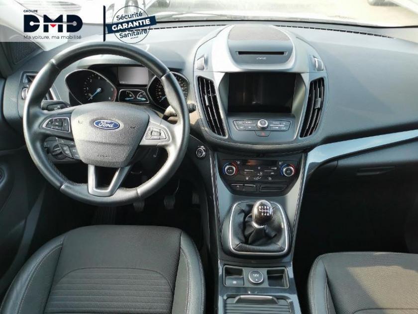 Ford Kuga 2.0 Tdci 150ch Stop&start Titanium 4x2 - Visuel #5