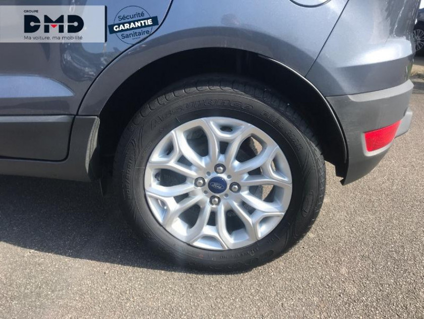 Ford Ecosport 1.5 Tdci 95ch Fap Titanium - Visuel #13
