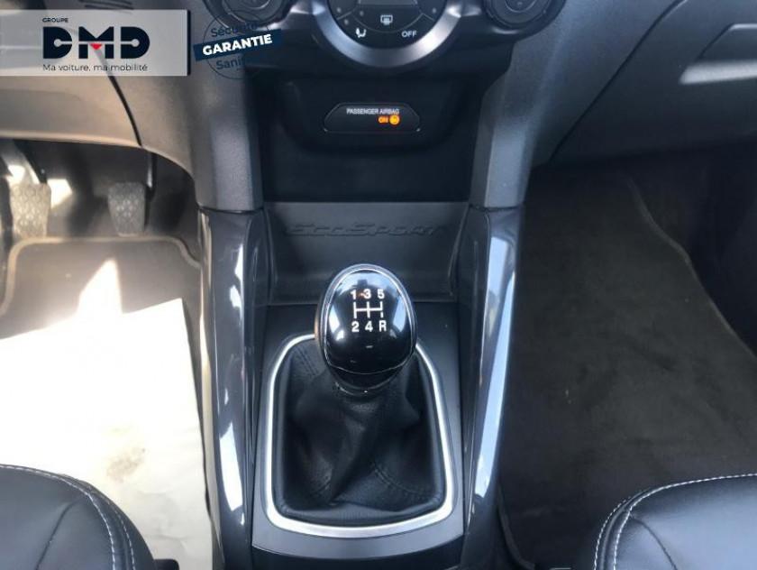 Ford Ecosport 1.5 Tdci 95ch Fap Titanium - Visuel #8