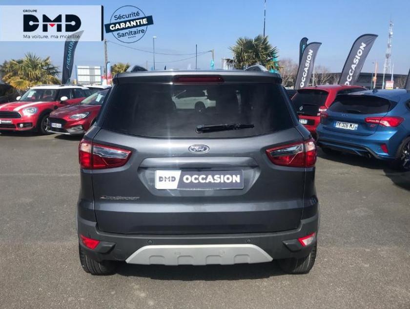 Ford Ecosport 1.5 Tdci 95ch Fap Titanium - Visuel #11