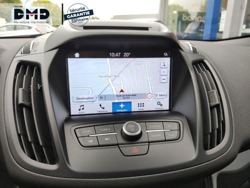 Ford Kuga 1.5 Ecoboost 150ch Stop&start Titanium 4x2 - Visuel #6