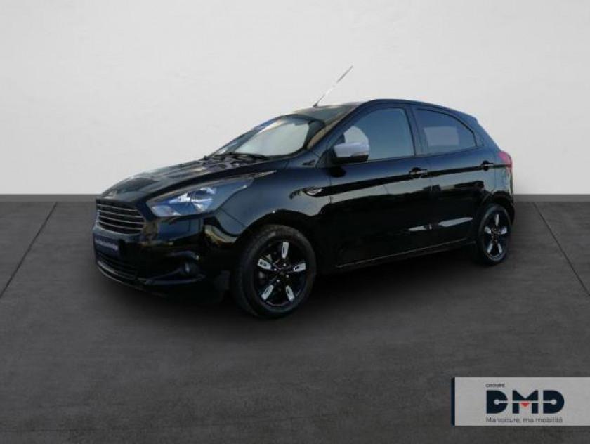 Ford Ka+ 1.2 Ti-vct 85ch Black Edition - Visuel #1