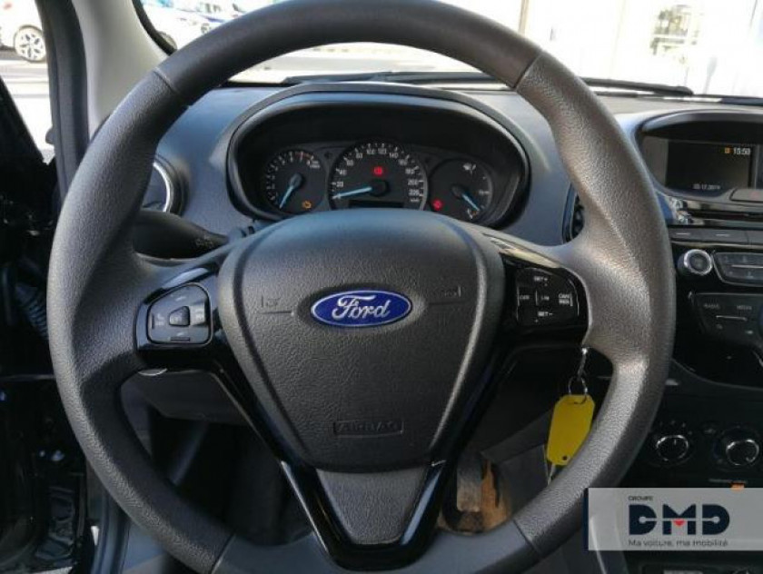 Ford Ka+ 1.2 Ti-vct 85ch Black Edition - Visuel #7