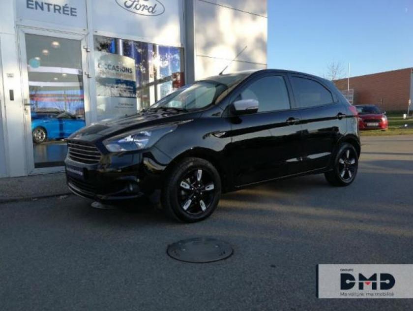 Ford Ka+ 1.2 Ti-vct 85ch Black Edition - Visuel #18