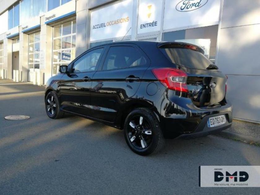 Ford Ka+ 1.2 Ti-vct 85ch Black Edition - Visuel #3