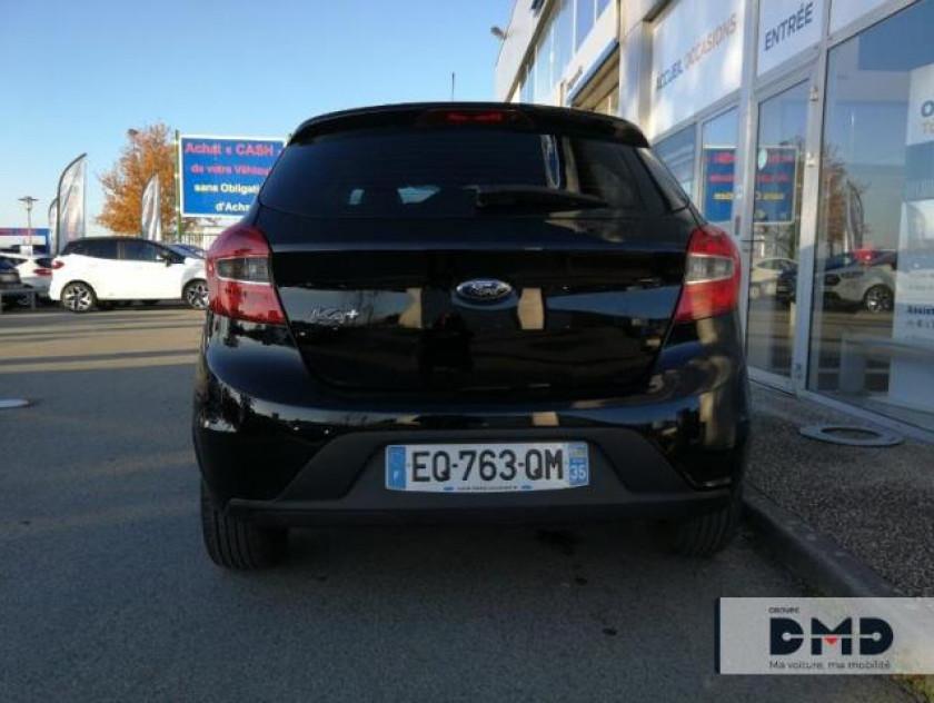 Ford Ka+ 1.2 Ti-vct 85ch Black Edition - Visuel #11