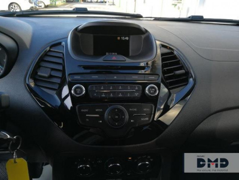 Ford Ka+ 1.2 Ti-vct 85ch Black Edition - Visuel #6
