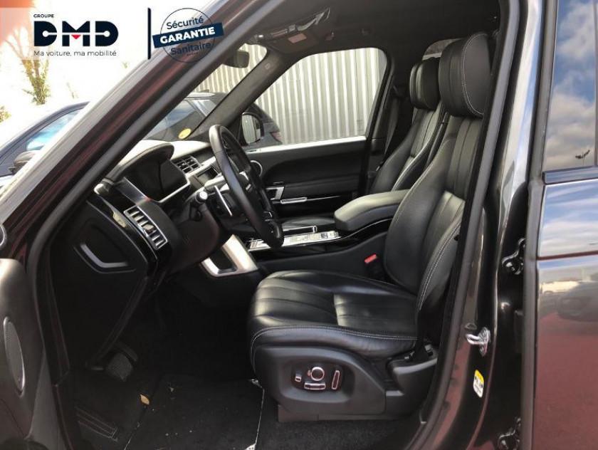 Land Rover Range Rover 3.0 Sdv6 Hybride 354ch Autobiography Swb Mark Vi - Visuel #9