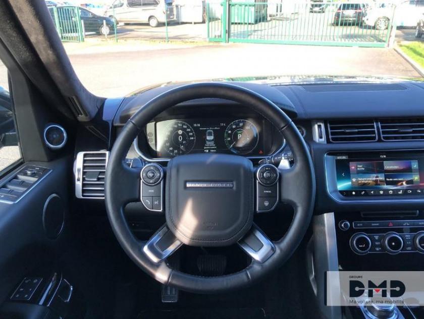 Land Rover Range Rover 3.0 Sdv6 Hybride 354ch Autobiography Swb Mark Vi - Visuel #7