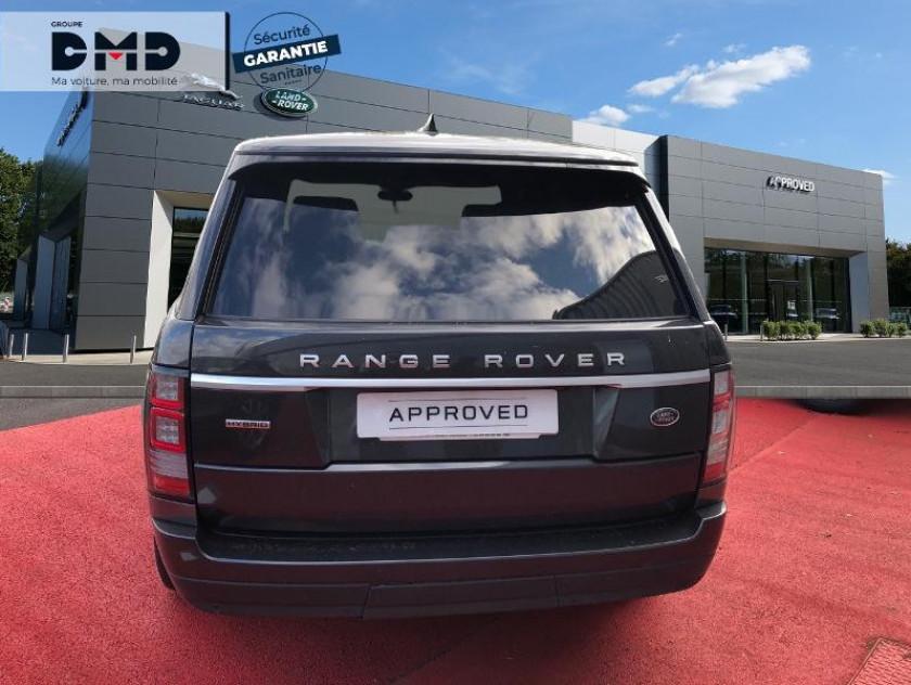 Land Rover Range Rover 3.0 Sdv6 Hybride 354ch Autobiography Swb Mark Vi - Visuel #11