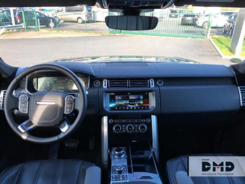 Land-rover Range Rover 3.0 Sdv6 Hybride 354ch Autobiography Swb Mark Vi - Visuel #5