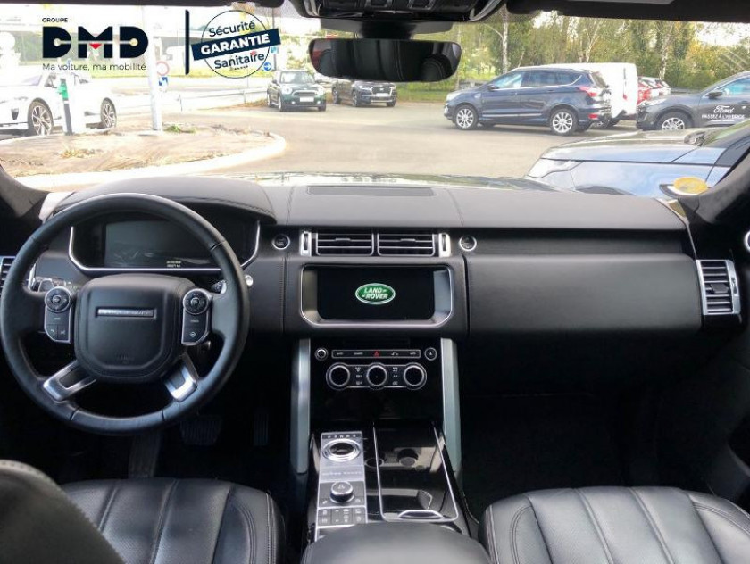 Land Rover Range Rover 3.0 Sdv6 Hybride 354ch Autobiography Swb Mark Vi - Visuel #5