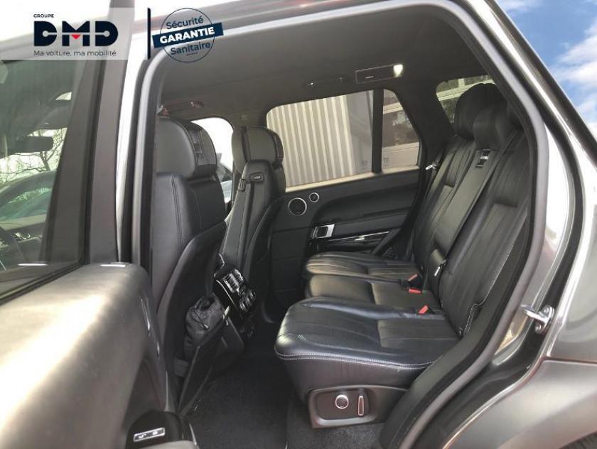 Land Rover Range Rover 3.0 Sdv6 Hybride 354ch Autobiography Swb Mark Vi - Visuel #10
