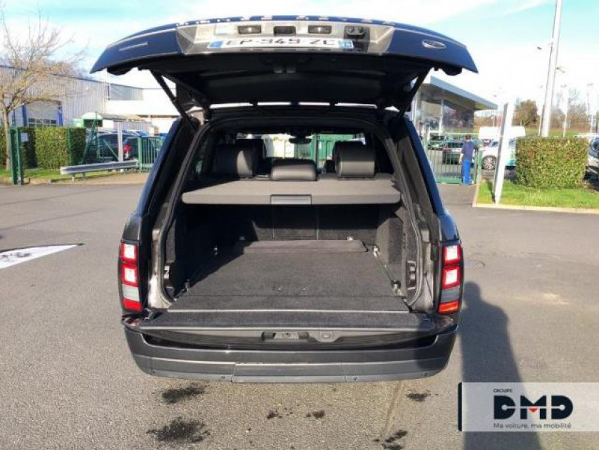 Land-rover Range Rover 3.0 Sdv6 Hybride 354ch Autobiography Swb Mark Vi - Visuel #12