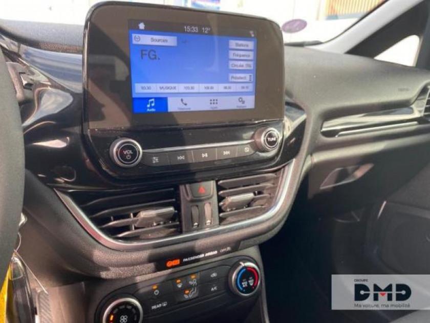 Ford Fiesta 1.0 Ecoboost 100ch Stop&start Trend 5p - Visuel #6