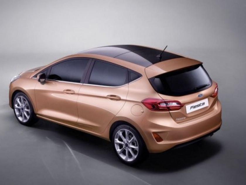 Ford Fiesta 1.1 85ch Trend 5p - Visuel #2