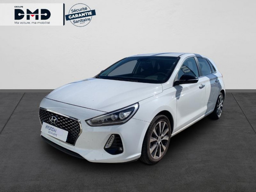 Hyundai I30 1.0 T-gdi 120ch Edition 1 - Visuel #1