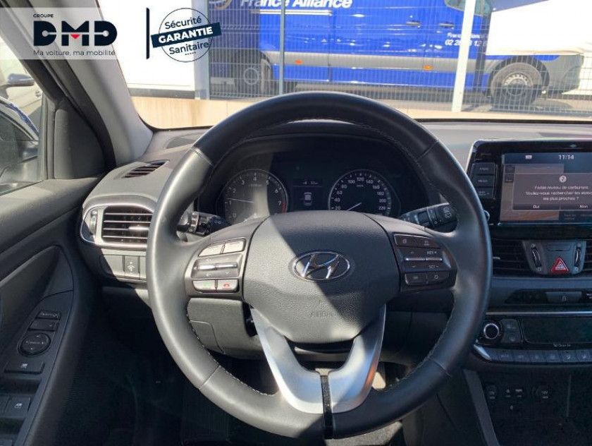 Hyundai I30 1.0 T-gdi 120ch Edition 1 - Visuel #7
