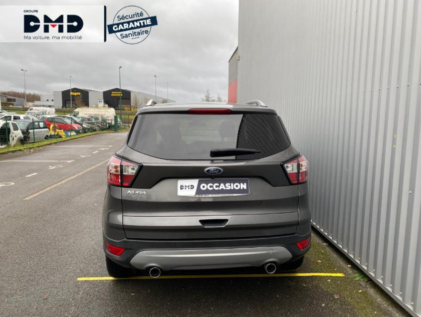 Ford Kuga 1.5 Tdci 120ch Stop&start Titanium 4x2 Powershift - Visuel #11
