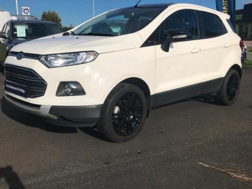 Ford Ecosport 1.0 Ecoboost 125ch Titanium S - Visuel #1