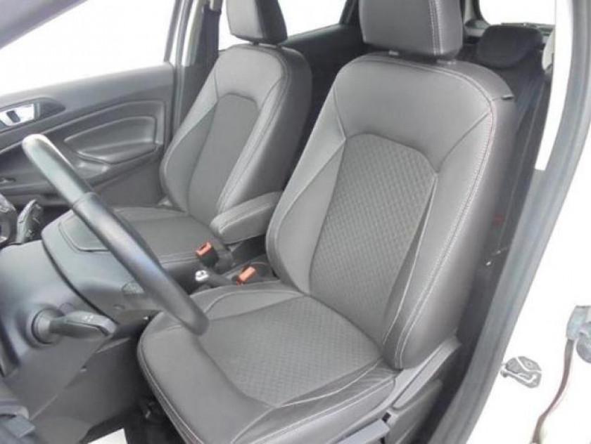 Ford Ecosport 1.0 Ecoboost 125ch Titanium S - Visuel #4