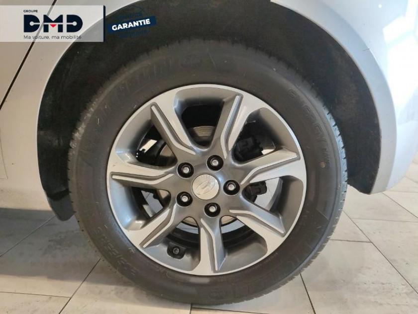 Hyundai Ix20 1.6 Crdi 115ch Blue Drive Intuitive - Visuel #13