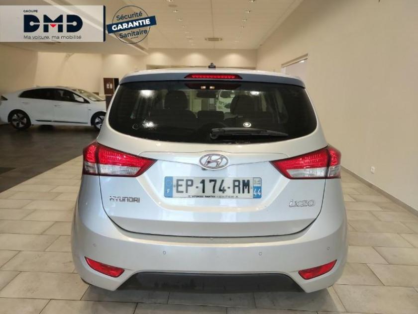 Hyundai Ix20 1.6 Crdi 115ch Blue Drive Intuitive - Visuel #11