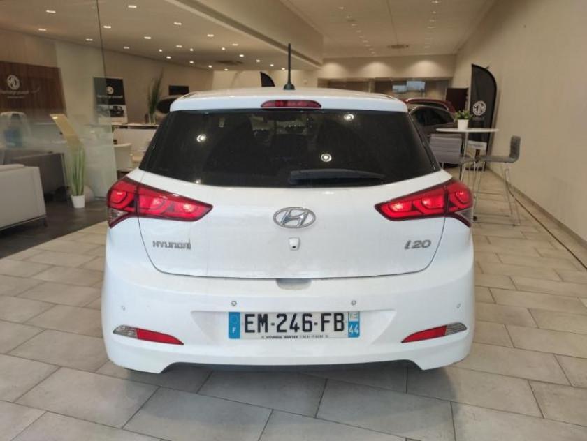 Hyundai I20 1.0 T-gdi 100 Edition #navi - Visuel #11