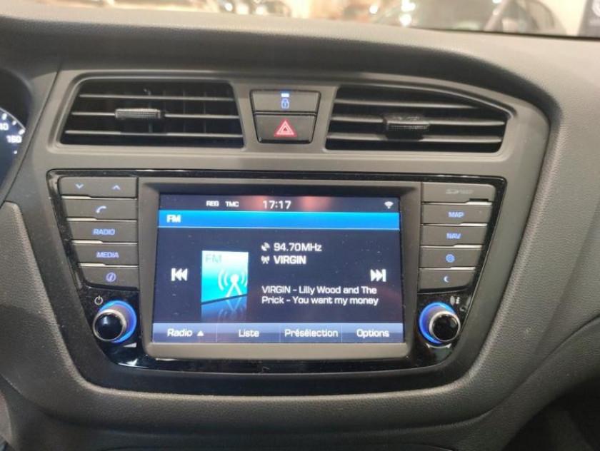 Hyundai I20 1.0 T-gdi 100 Edition #navi - Visuel #6