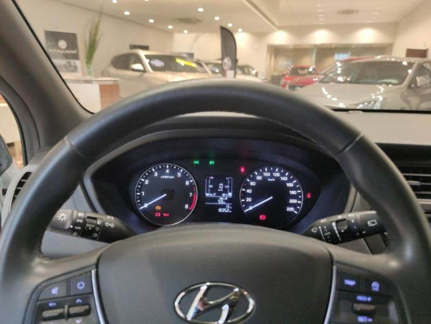 Hyundai I20 1.0 T-gdi 100 Edition #navi - Visuel #7