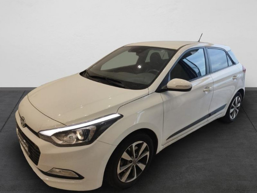 Hyundai I20 1.0 T-gdi 100 Edition #navi - Visuel #1