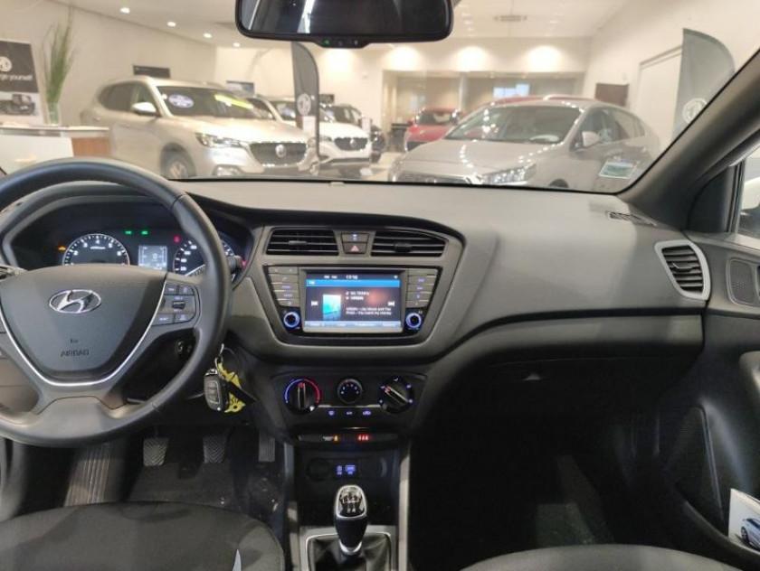 Hyundai I20 1.0 T-gdi 100 Edition #navi - Visuel #5
