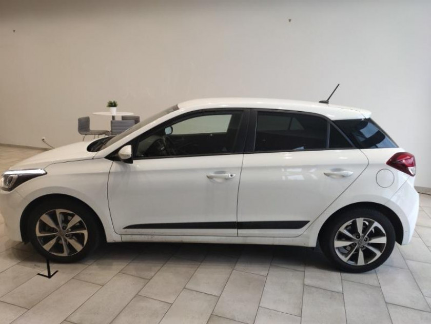 Hyundai I20 1.0 T-gdi 100 Edition #navi - Visuel #2