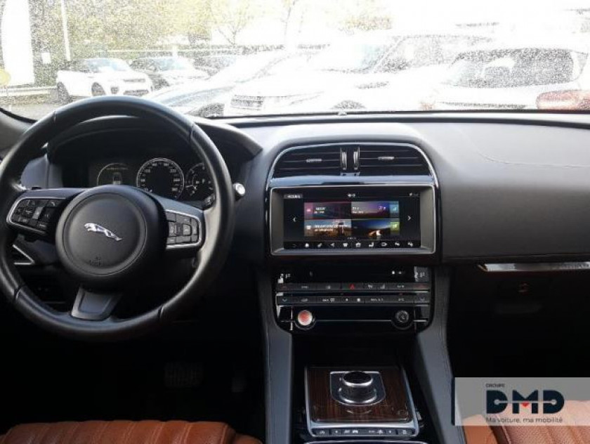 Jaguar F-pace V6 3.0d 300ch Portfolio 4x4 Bva8 - Visuel #5