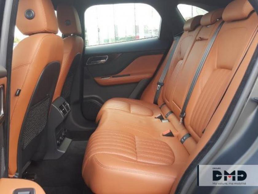 Jaguar F-pace V6 3.0d 300ch Portfolio 4x4 Bva8 - Visuel #10