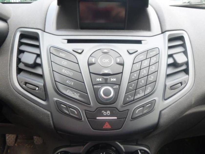 Ford Fiesta 1.25 82ch Edition 5p - Visuel #10